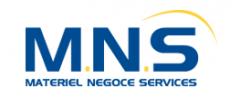 Logo MNS : matériel négoce services