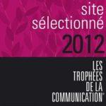 site sélectionné pour les trophées de la communication