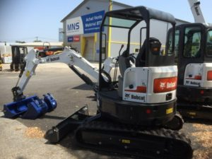 mini excavator doosan 26 tonnes