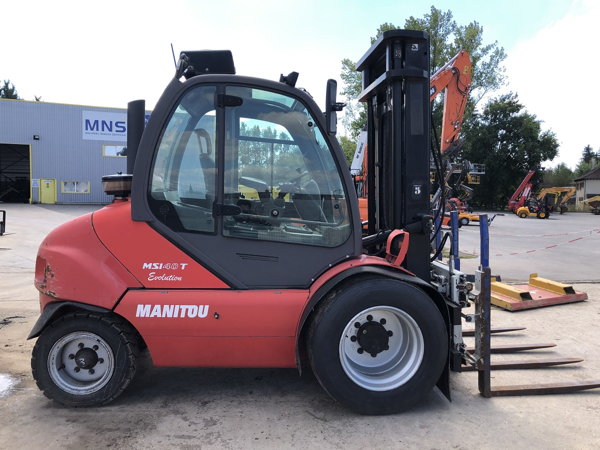 MNS Manitou MSI-40-50