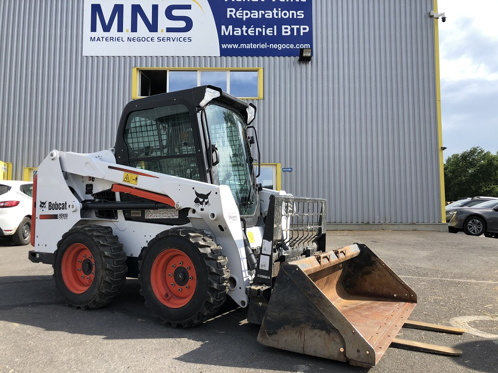 MNS CHARGEUSE COMPACTEBOBCAT S 510